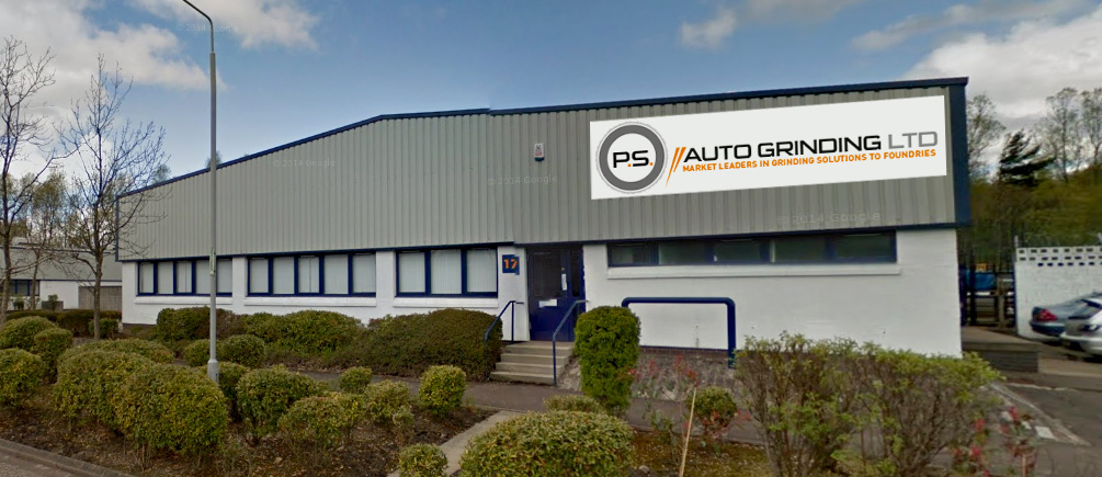 PS Auto Grinding Factory